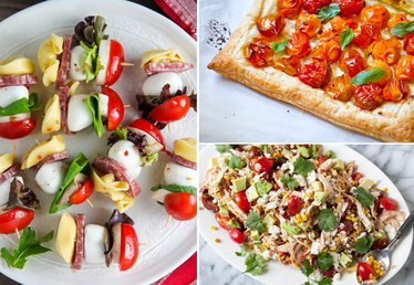 Cheap Food Ideas for a Baby Shower