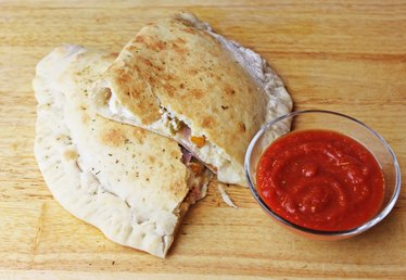 How to Cook a Calzone