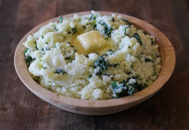 How to Make Irish Mashed Potatoes