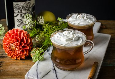 How to Make a Classic Hot Buttered Rum