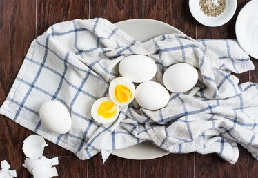 How to Make Hardboiled Eggs in an Instant Pot