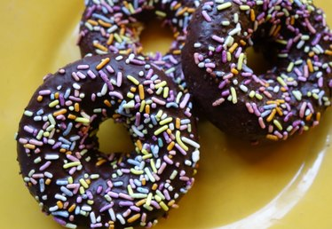 Gluten Free Low Carb Donuts