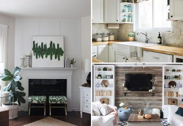 22 DIY Ways to Update Your Home on a Small Budget