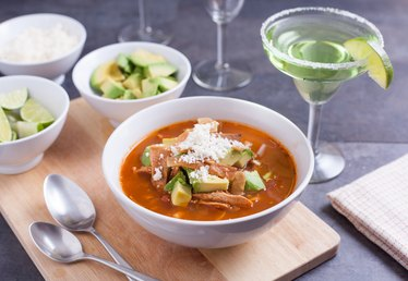 What to Serve With Chicken Tortilla Soup