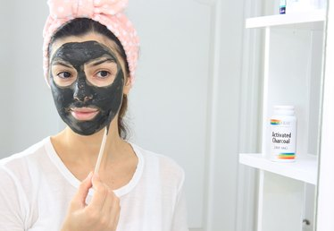 3 DIY Activated Charcoal Facial Masks