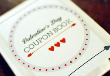 Free Printable Love Coupon Matchbook
