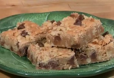 Recipe for Butterscotch Brownies