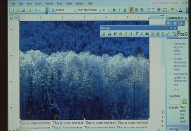 How to Wrap Text Around a Picture in a Microsoft Word Document