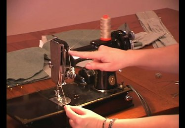 Sewing Tips: How to Thread a Sewing Machine
