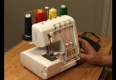 Introduction to the Serger Sewing Machine