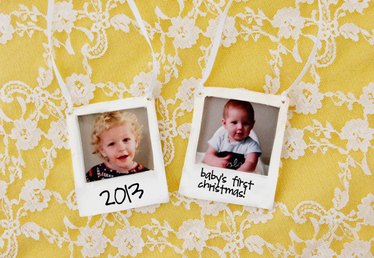 Capture Your Memories with Personalized Photo Ornaments