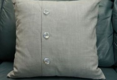 Directions For Envelope Style Pillow Covers