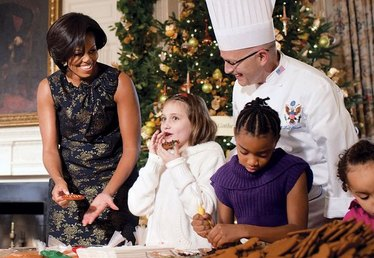 Inside 'Christmas With the First Ladies'