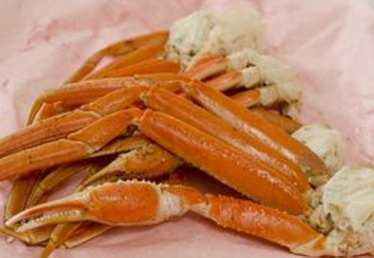 How to Grill Crab Legs