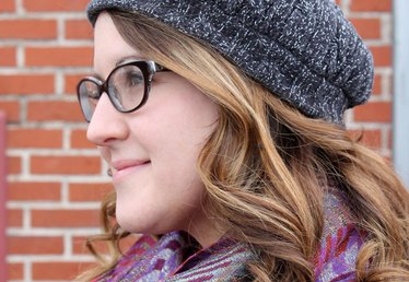 DIY: Upcycled Sweater Beret