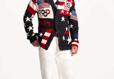 Behold, the Team USA Opening Ceremony Uniform for Sochi 2014