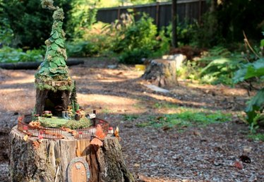 Hide and Seek: Creating a Fairy Garden in Your Backyard