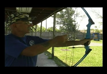 How to Aim a Bow & Arrow