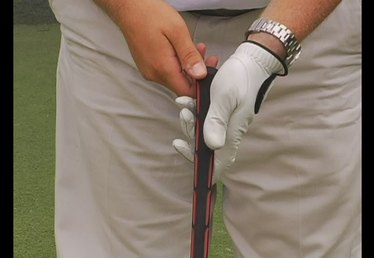 Golf Grip for Improving Your Drive
