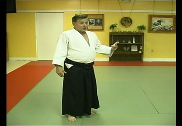 Aikido Head Throw Technique