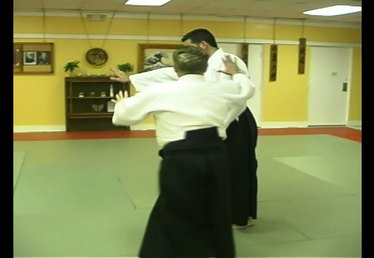Aikido Shoulder Drop Technique
