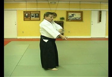 Aikido Elbow Throw Technique