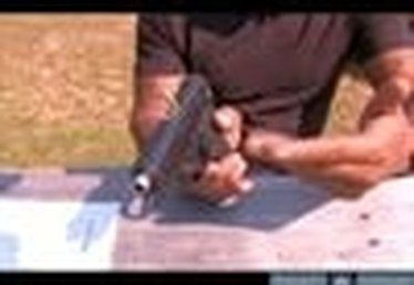 How To Clear A Jammed Handgun