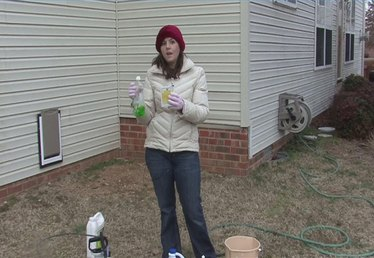 Removing Stains From Vinyl Siding