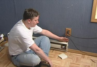How to Wire a Baseboard Heater