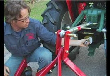 PTO Clutch on a Tractor: How It Works