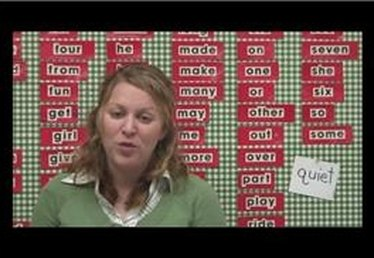 How to Teach Kindergartners Sight Words