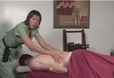 How to Give a Healing Massage