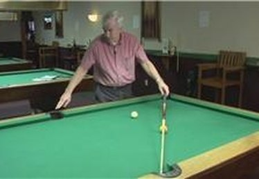 How to Bank a Shot in Pool