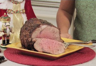 How to Make a Prime Rib Roast