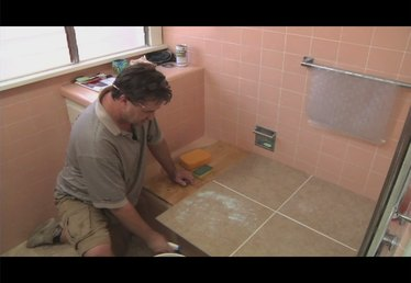 How to Clean Tile Floors With Baking Soda & Peroxide