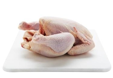 How to Thaw Chicken in Hot Water