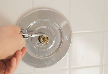How to Repair a Leaking Single Control Shower Faucet