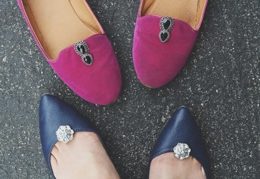 Fancy Feet: Dress Up Your Shoes with Reusable Shoe Clips