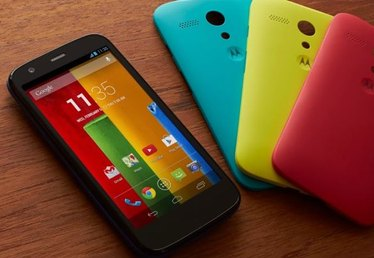 The Motorola Moto G Redefines the Budget Smartphone
