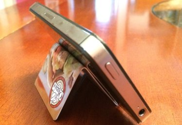 Turn a Common Household Object into an Awesome Smartphone Stand