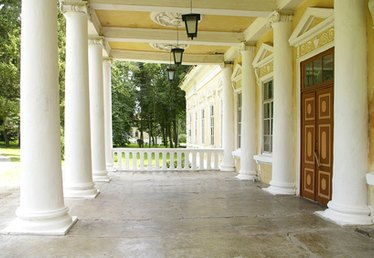 Do it Yourself Pillars or PVC Columns