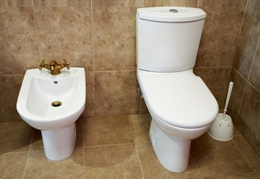 How to Repair a Crane Toilet That Runs