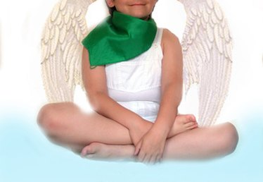 How to Make a Boy Angel Costume