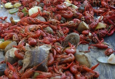 How to Freeze Boiled Crawfish