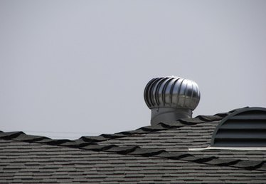 How to Install a Roof Turbine Vent