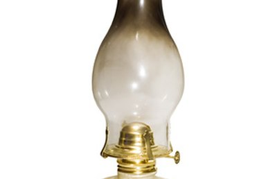 How to Remove Lamp Oil Smell