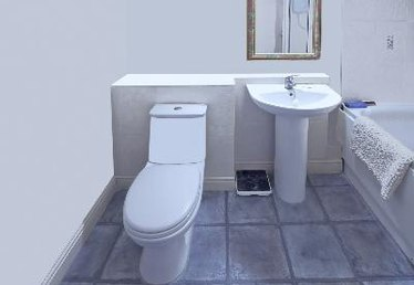 Standard Rough-In for Installing Toilets