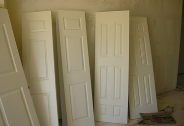 How to Upholster Door Panels