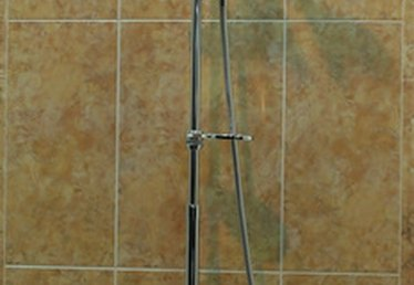 How to Fix a Moentrol Cartridge Single-Handle Shower Faucet