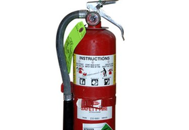 How to Transport Fire Extinguishers